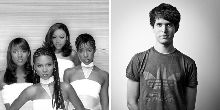 Bills Bills Bills - Destiny's Child vs. James Blake