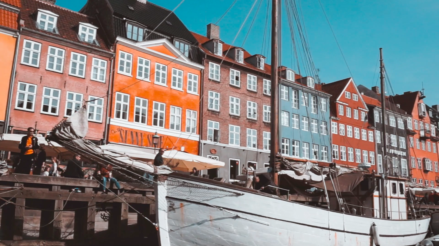 My travels – Copenhagen